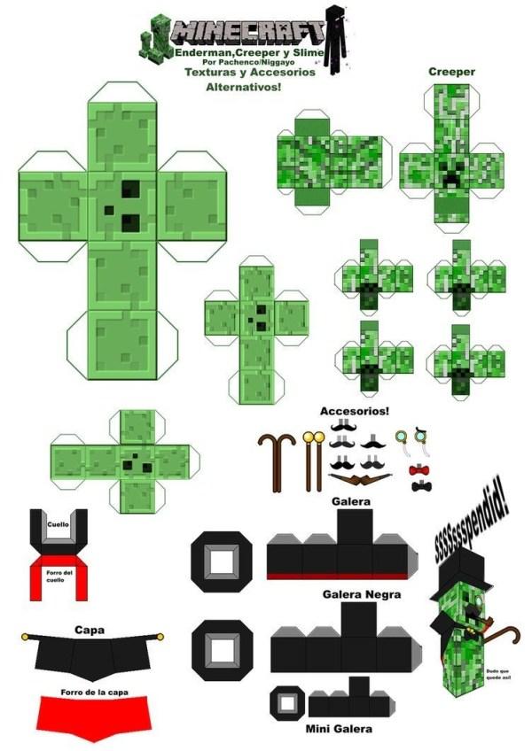minecraft printable blocks # 20