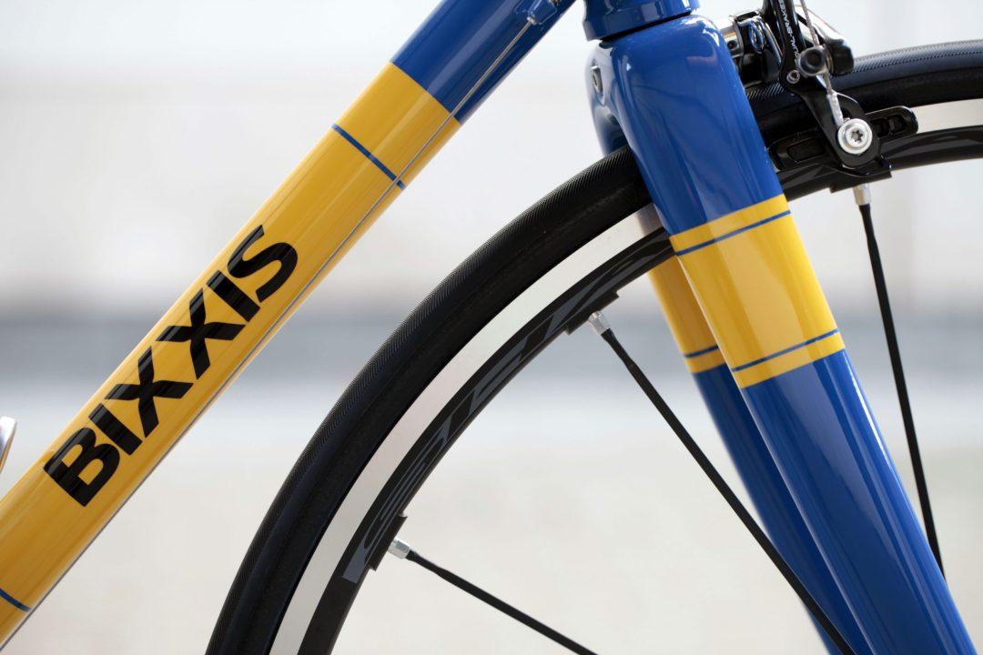 Bixxis Prima, steel frame bicycle