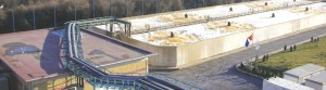 Odayeri Çöp Sızıntı Suyu Arıtma Tesisleri