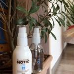 NOTIO(ノティオ)新商品のオイルとミルクがマルチすぎと話題に!