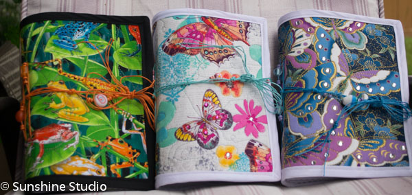 Art Quest Journals