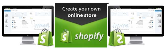 Create your online stoore and sell online