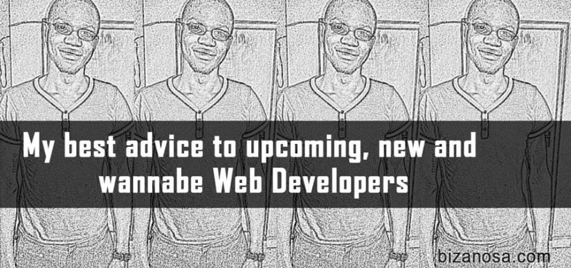 My best advice for Web Developers