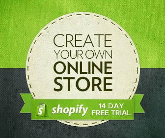 Create a Shopify Online store