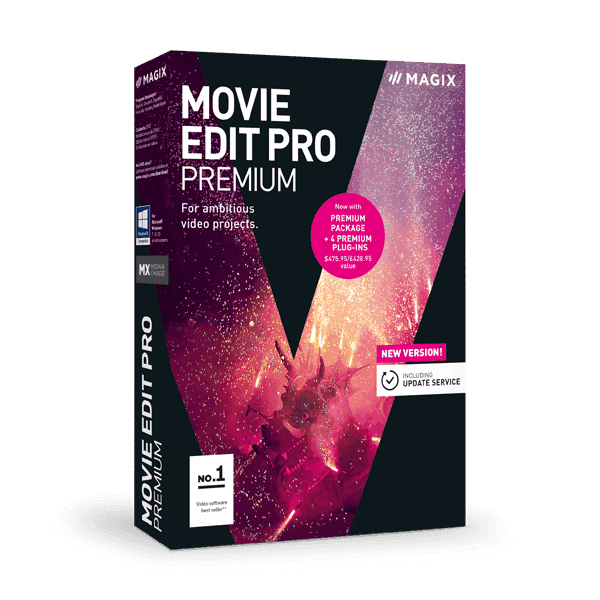 • MOVIE EDIT PRO PREMIUM