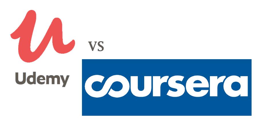 Coursera vs  Udemy for Learners - Bizanosa