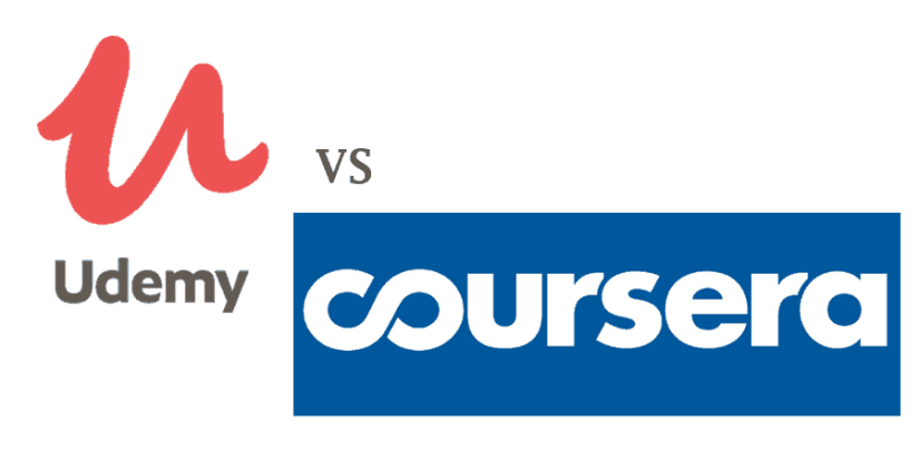 Coursera vs Udemy - Which one should you use