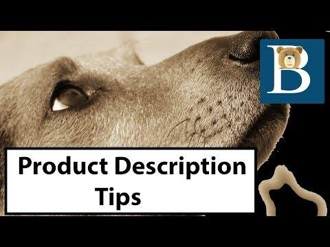 Product Description Tips For Online stores