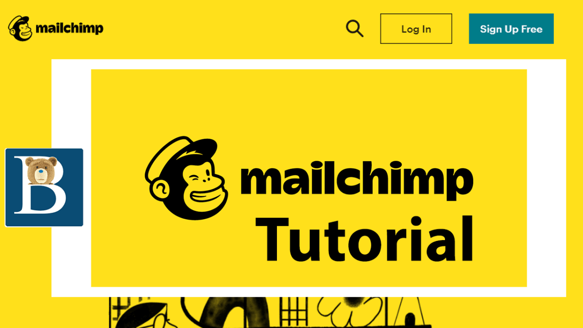 Mailchimp Tutorial 2021 – How to use Mailchimp | For beginners – Part 1