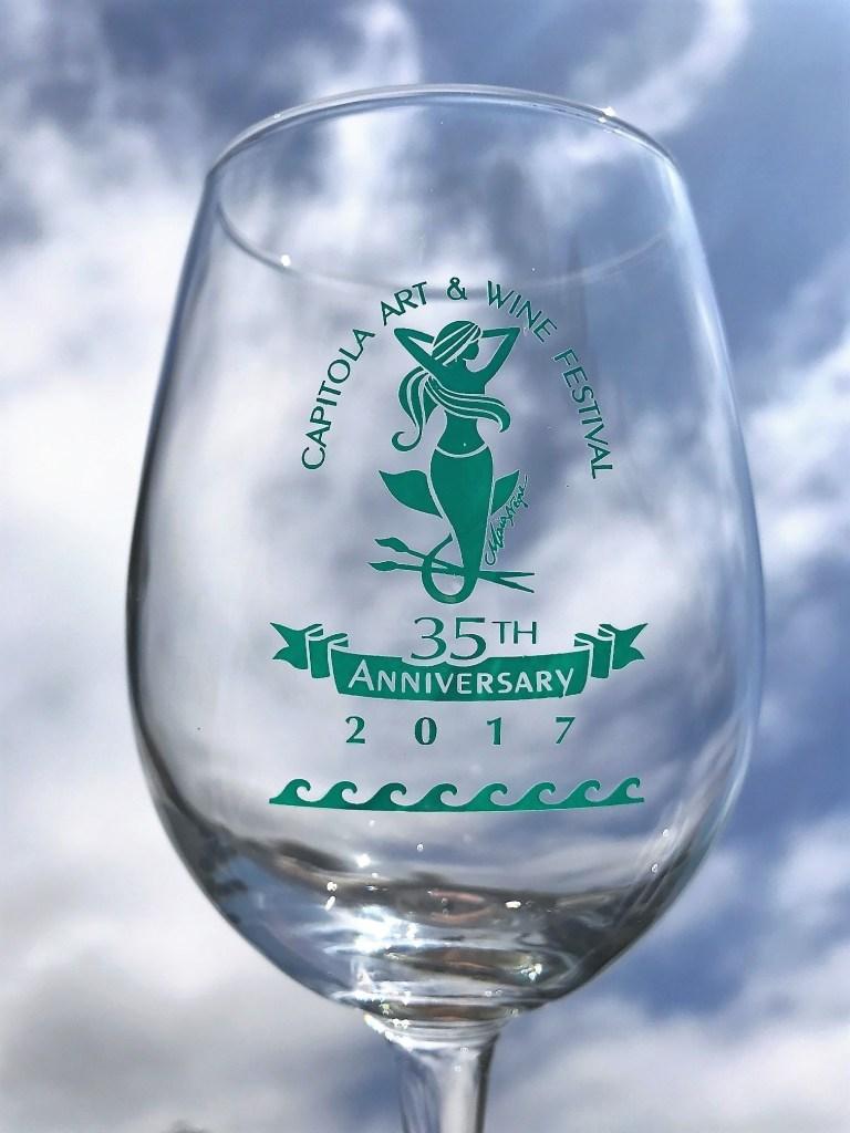 2017 Festival Glass