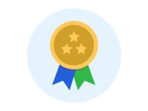 BIZBoost Award Small