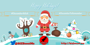 #BIZBoost December Wish