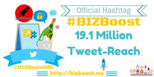 #BIZBoost Tweet-Reach