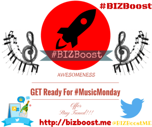 BIZBoost #MusicMonday Offer