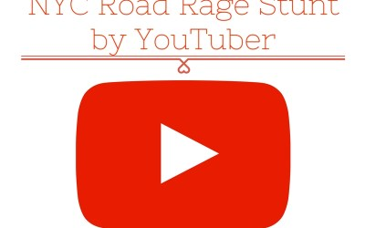 VIRAL NYC Road Rage Stunt by YouTuber Coby Persin
