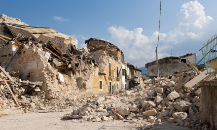 You Can't Prevent an Earthquake, but You Should Prepare for It