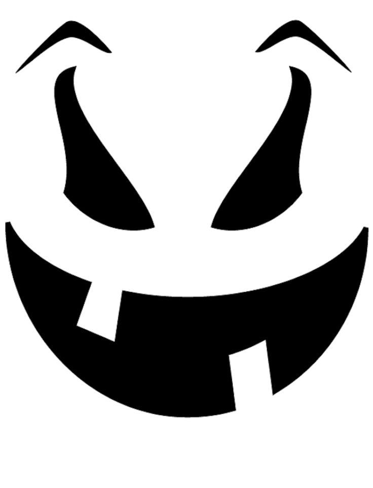 Fantástico Plantillas De Calabaza De Halloween Imprimibles 2 ...