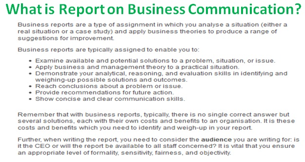 Image result for Communication reports
