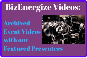 BizEnergize Event Videos