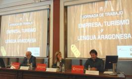 JORNADA DE TRABAJO EMPRES, TURISMO Y LENGUA ARAGONESA2