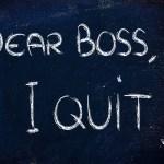 仕事を辞める時の5つのポイント