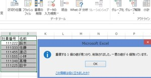 Excel_重複_3