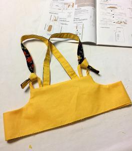 Apprendre la couture facile à l'atelier Bizibul à Port-Saint-Père (44) proche de Nantes, Pornic, St Jean de Boiseau et Le Pellerin. Des cours de couture débutant et tout niveau, en petit groupe.