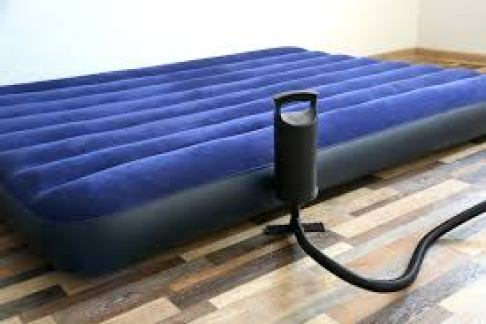 How do I know if my air mattress has holes?