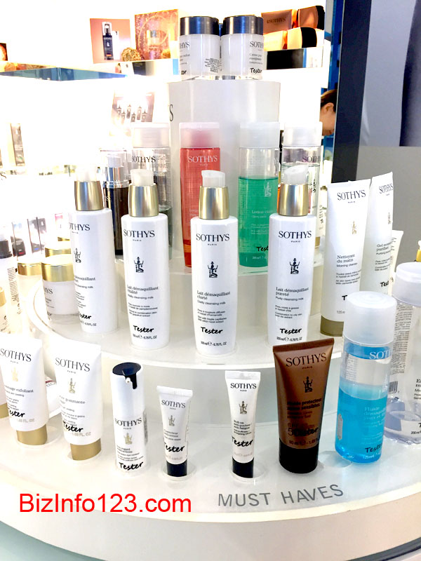 Sothys Products