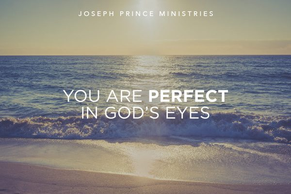 You are perfect in God's Eyes