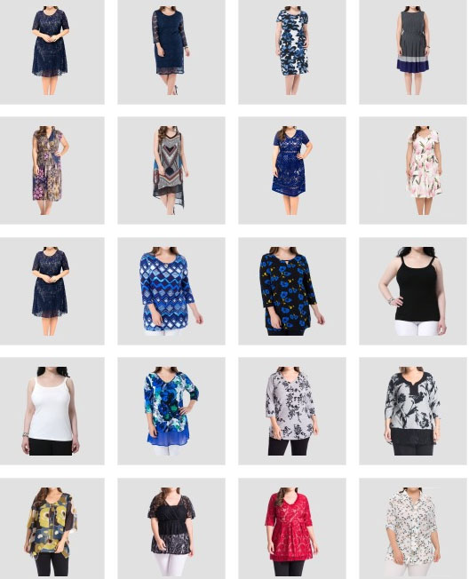 chicwe - list of plus size clothes