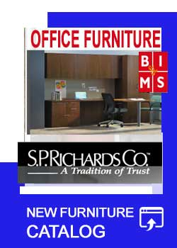 SP Richards New Office Furniture Catalog