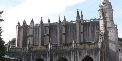 Basílica de La Asunción de Santa María en la villa de Lekeitio