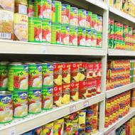 singapore processed food