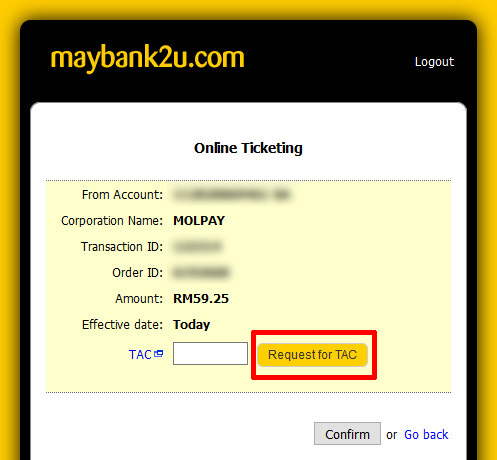 Maybank TAC