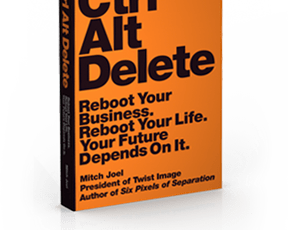 A Mostly Good Holiday Read from Mitch Joel