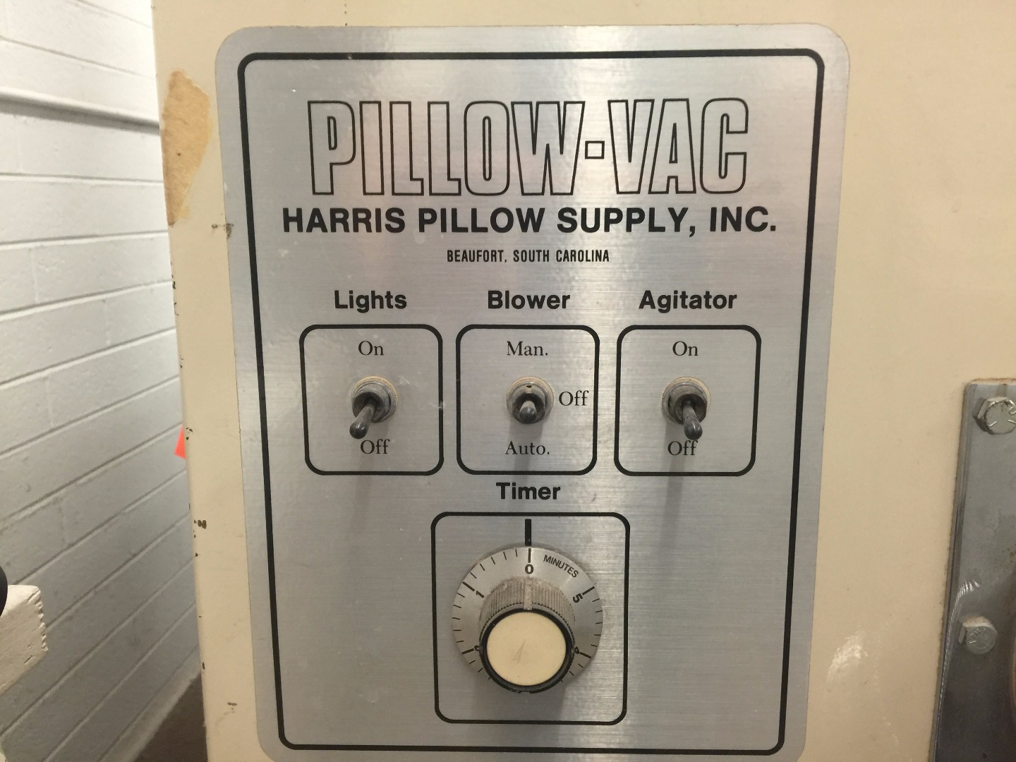used pillow vac pillow cleaning