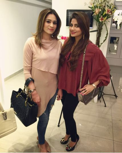 Mahvish Hasan & Sana Shahnawaz
