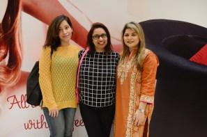 Sana, Samra & TU Dawood