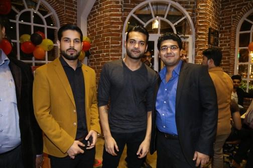 umair zehri, Hassam Khan & Tughral