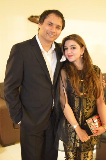Mr & Mrs Hashim Raza 2