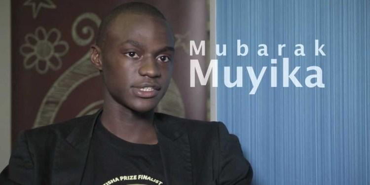 Mubarak Muyika - Bizna