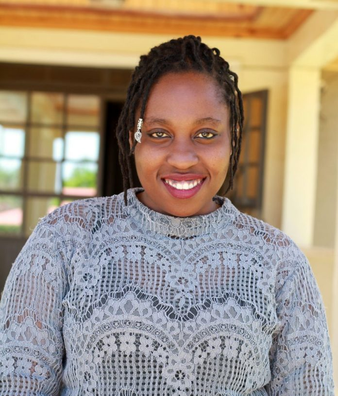 Joy Mbithe has carved out a niche in portraiture. Her exceptional skills in executing business plan made her a winner at the Blaze BYOB Eldoret summit