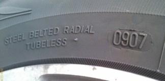 Tyre Expiry Date - Bizna