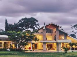 The 600M house