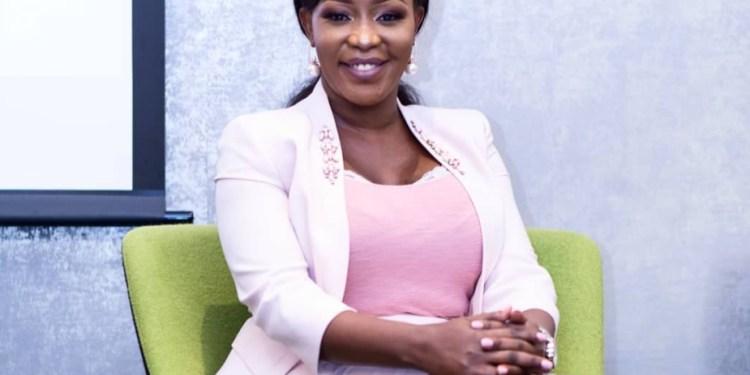 Terryanne Chebet, CEO Fanaka TV
