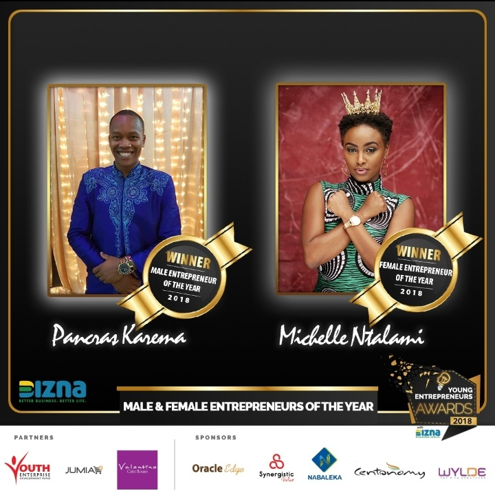 Young Entrepreneur Awards (YEA) 2018 Winners Announced