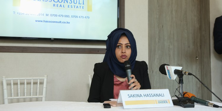 Sakina Hassanali- Head of Development Consulting and Research HassConsult