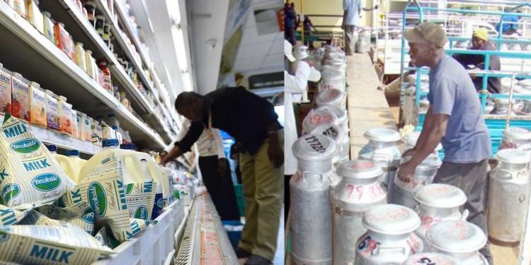 Milk prices in Kenya: