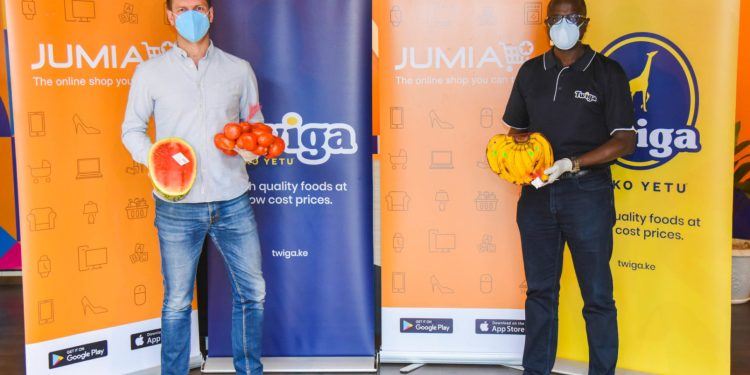 Twiga Jumia partner - Bizna